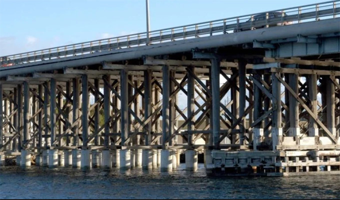 OLD Mandurah Traffic Bridge Replacement in WA